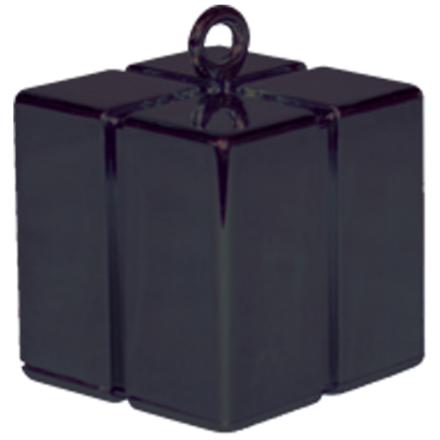 Black Gift Box Weight